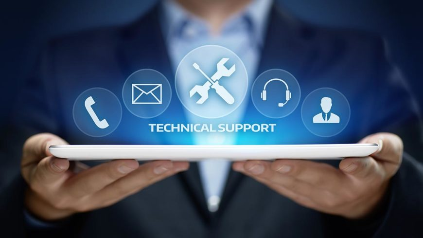 IT Support Technician